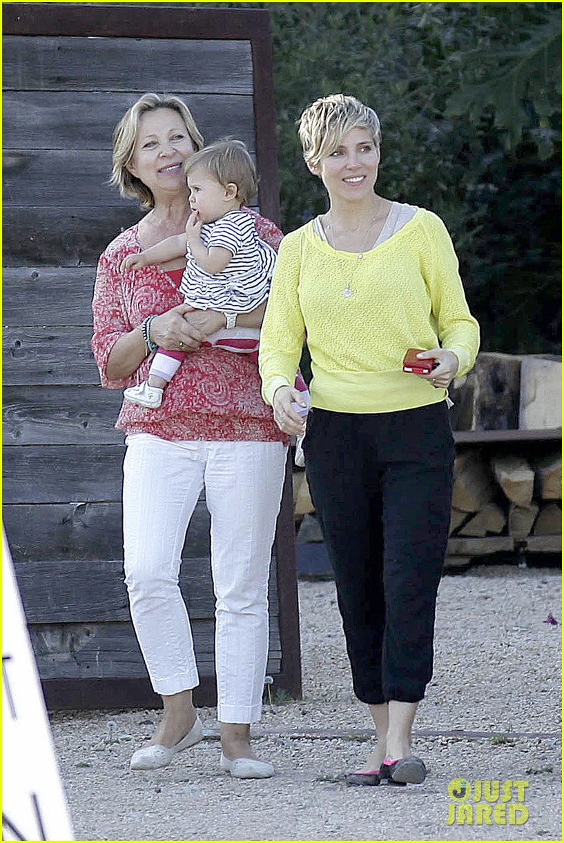 elsa pataky india have girls day out in malibu 012917516