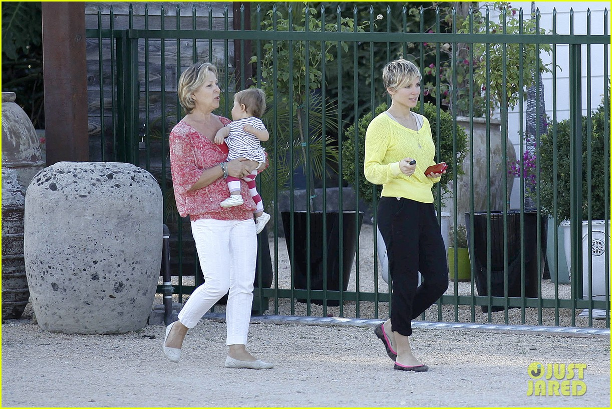 elsa pataky india have girls day out in malibu 082917523