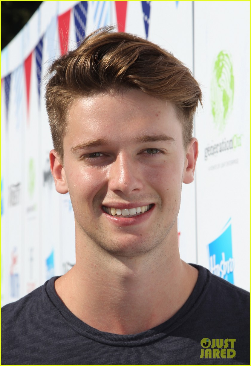 patrick schwarzenegger joey king power of youth 2013 16