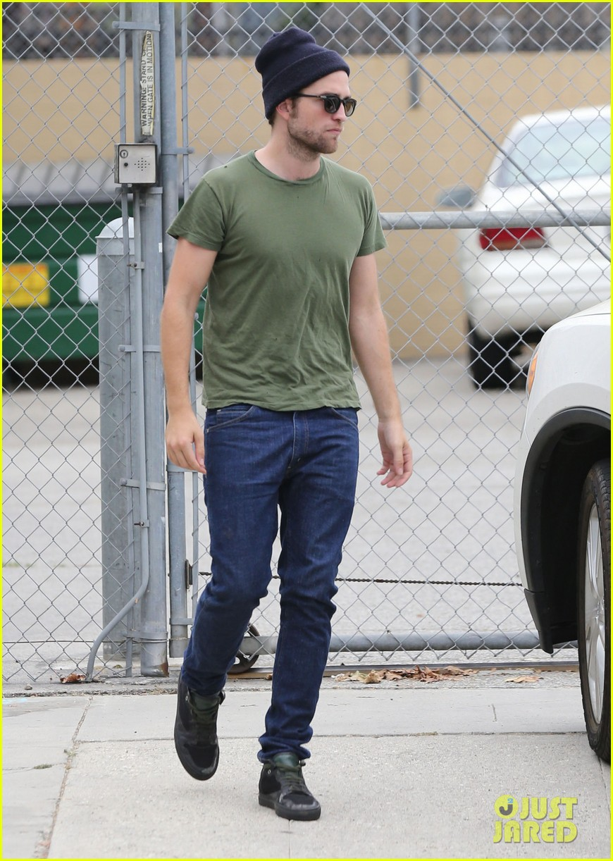 robert pattinson more time at the studio 11