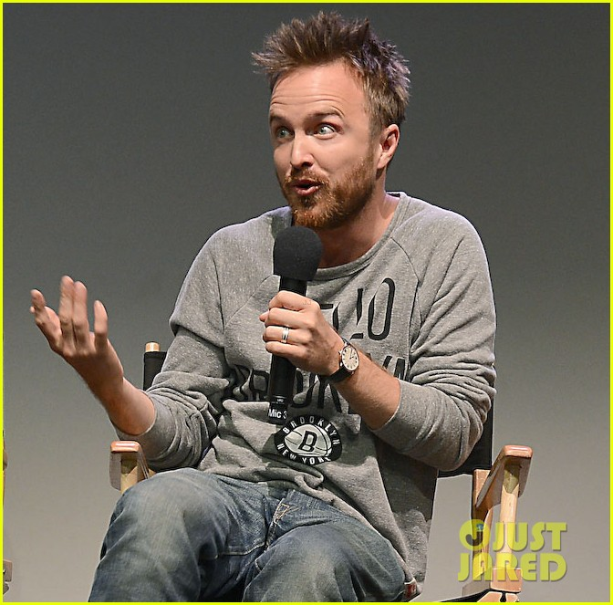 aaron paul bryan cranston breaking bad apple store promo 032920173