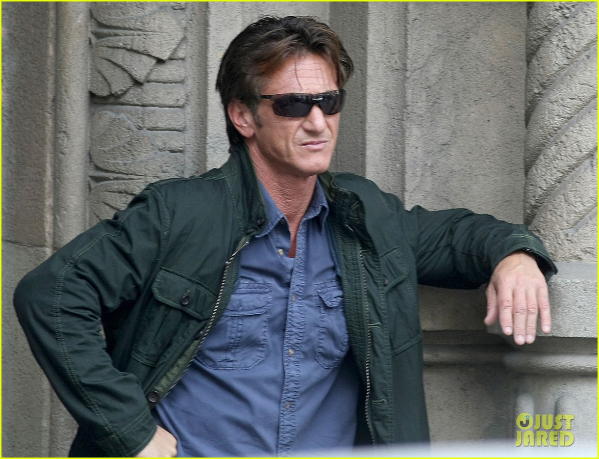 sean penn gunman gets tony winning new cast member 072904328