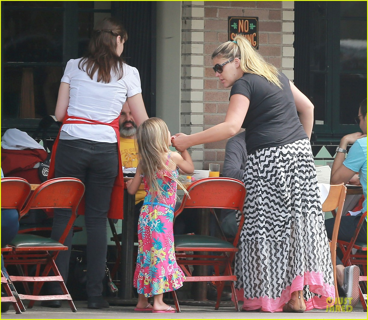 busy philipps post baby body at little doms 12