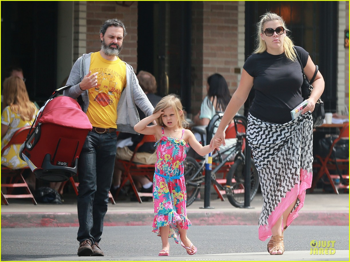 busy philipps post baby body at little doms 212914367
