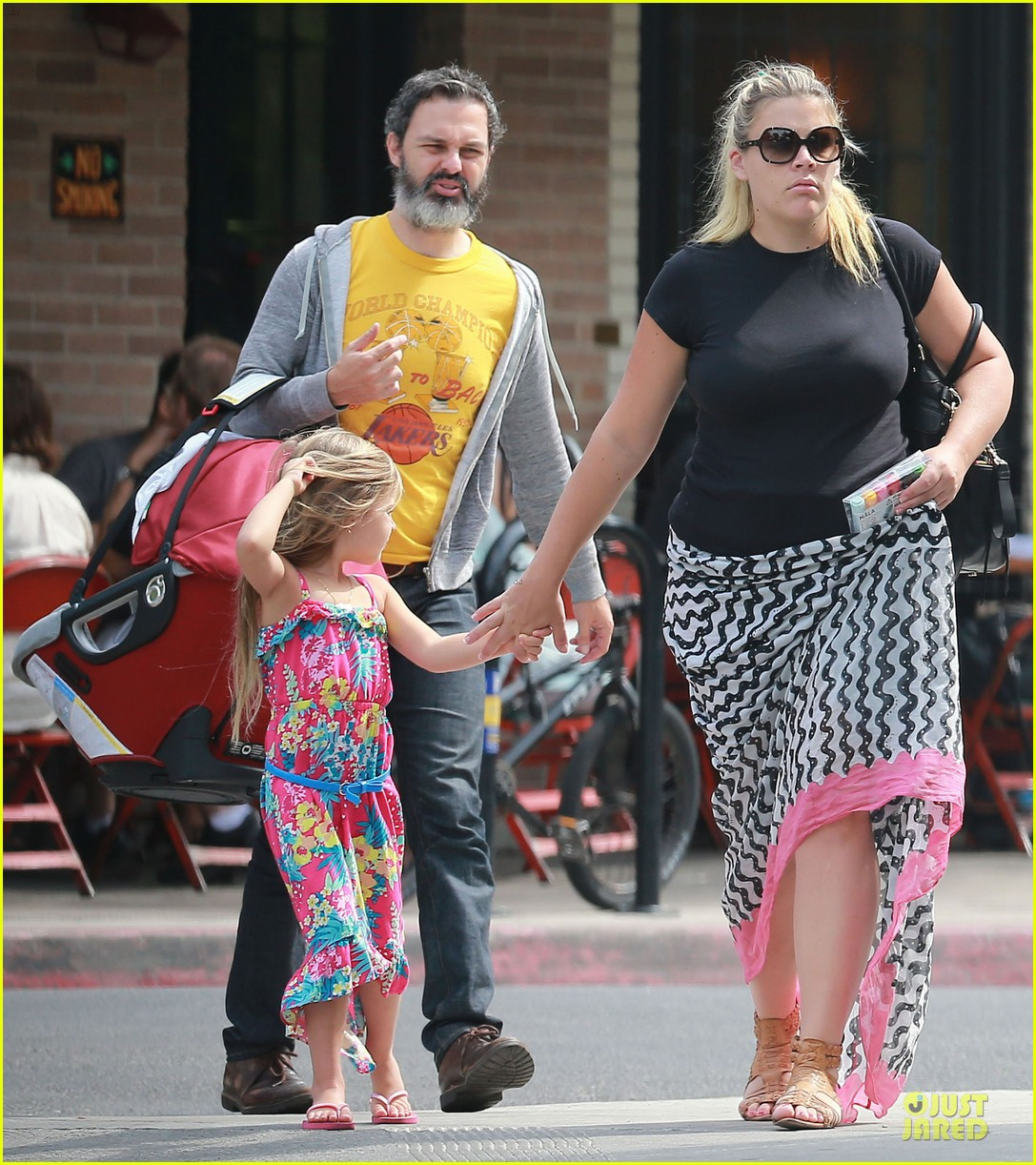 busy philipps post baby body at little doms 222914368
