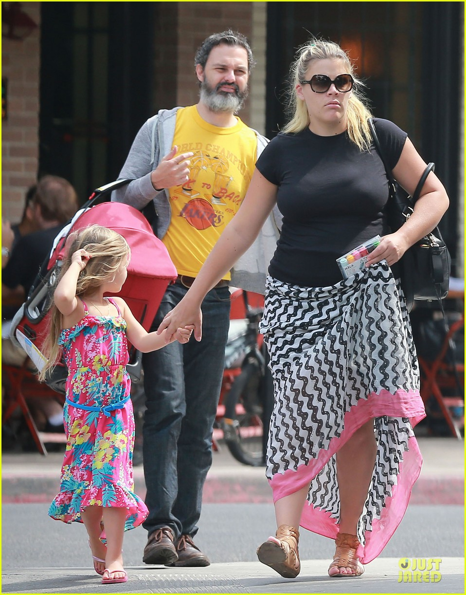 busy philipps post baby body at little doms 232914369