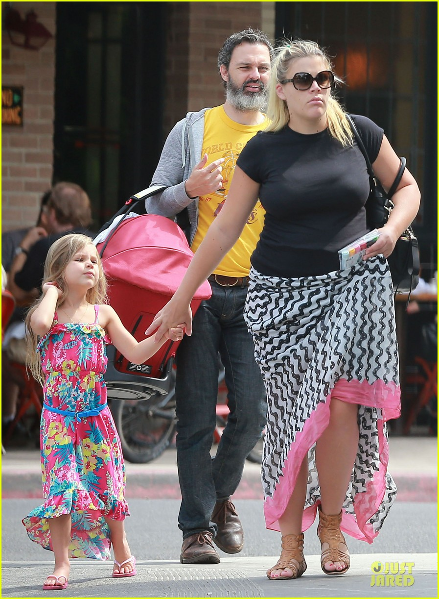 busy philipps post baby body at little doms 242914370
