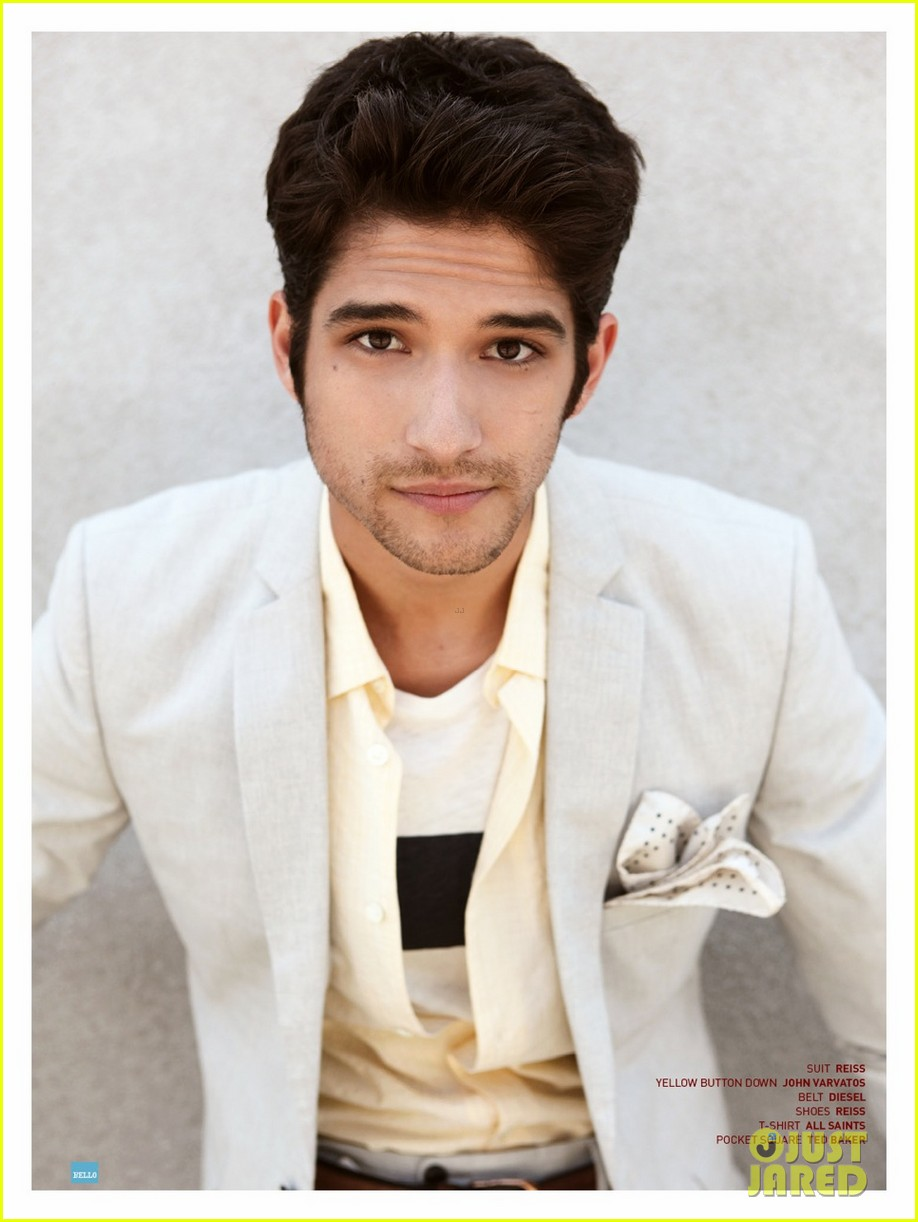 tyler posey covers bello july 2013 042908522