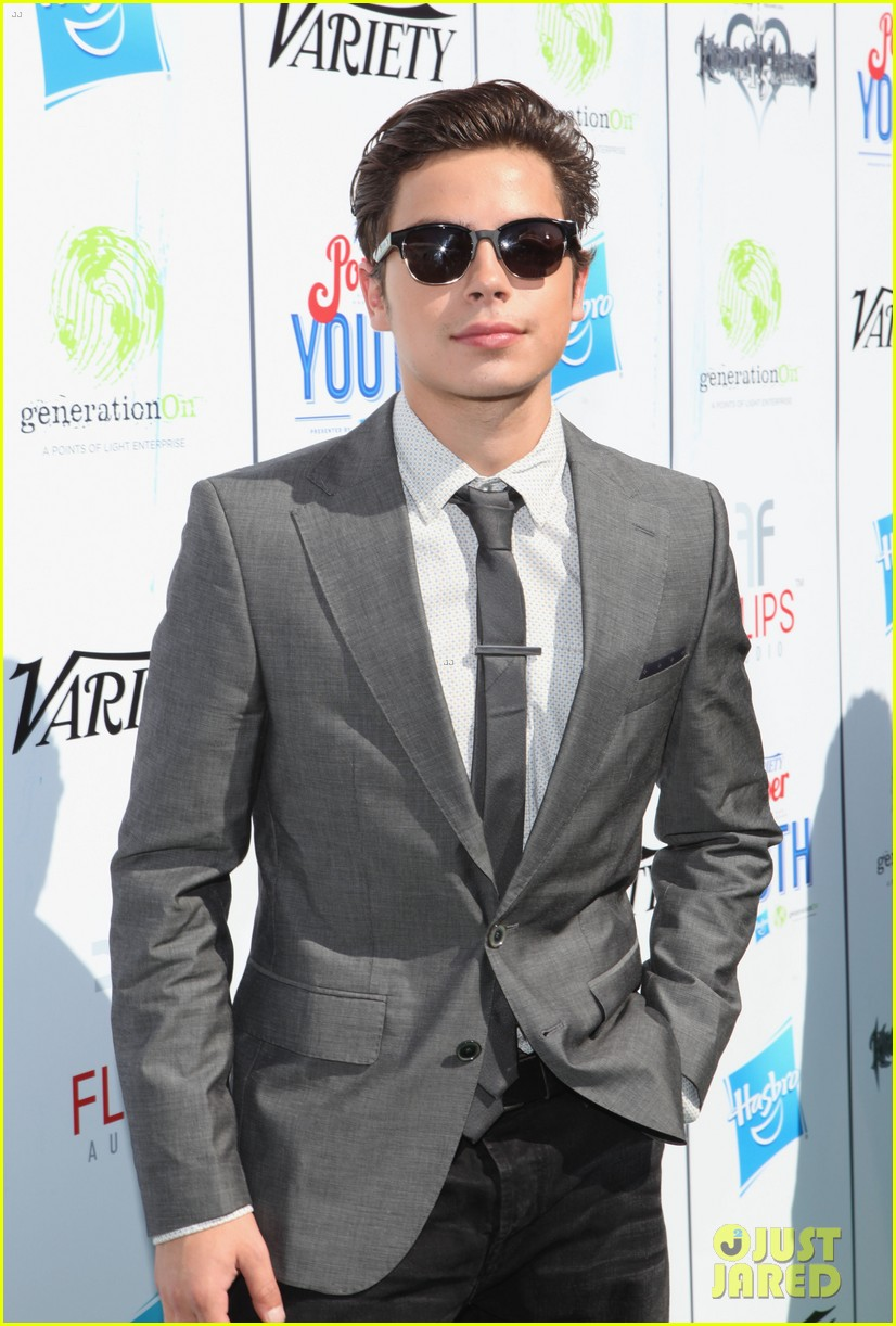 tyler posey jake t austin power of youth 2013 152918243