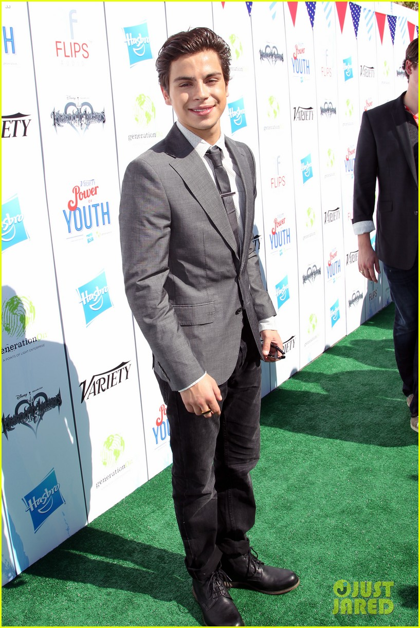 tyler posey jake t austin power of youth 2013 212918249