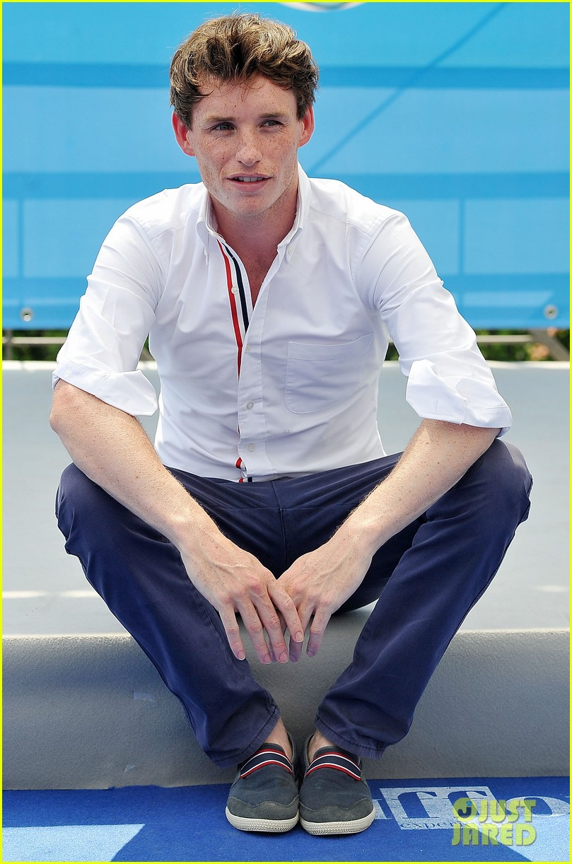 eddie redmayne giffoni film festival photo call 03