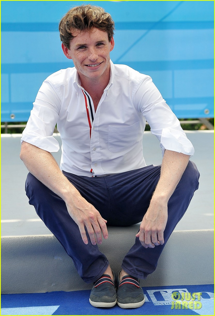 eddie redmayne giffoni film festival photo call 062917429