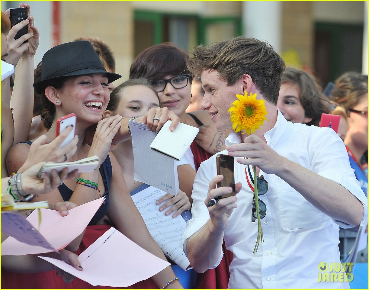 eddie redmayne giffoni film festival photo call 162917439