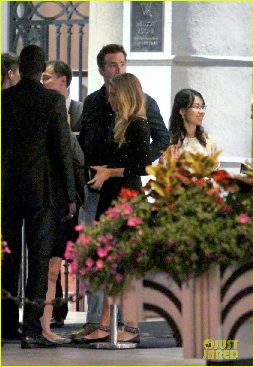 blake lively ryan reynolds dine out in shanghai 022902523