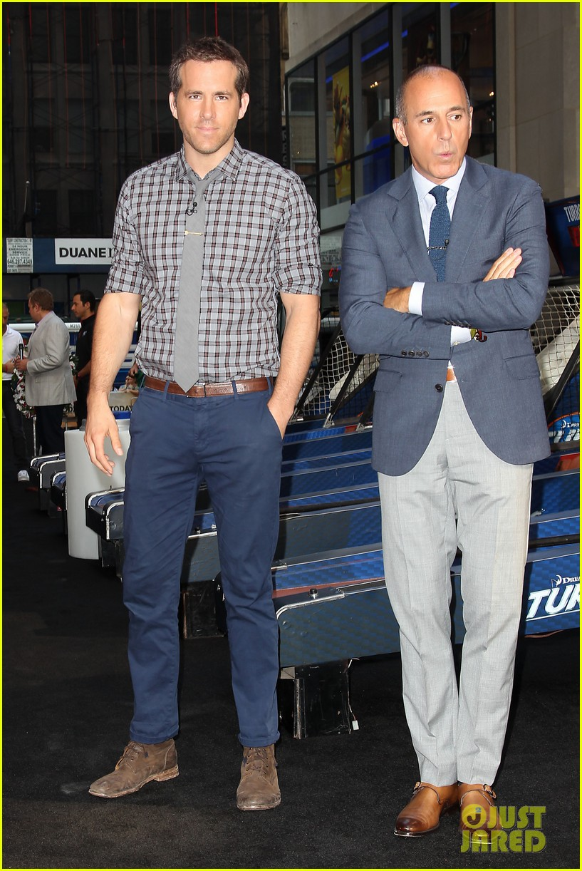 ryan reynolds turbo for today show 052906487