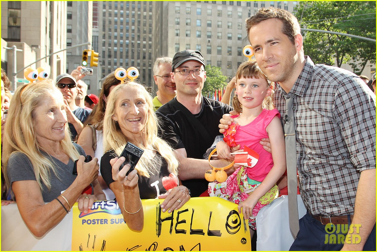 ryan reynolds turbo for today show 122906494