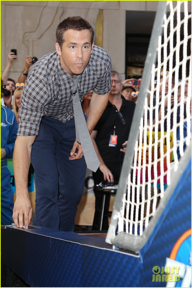 ryan reynolds turbo for today show 14