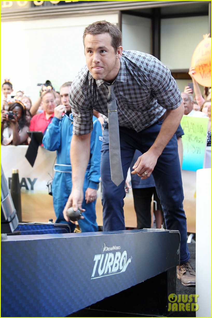 ryan reynolds turbo for today show 222906504