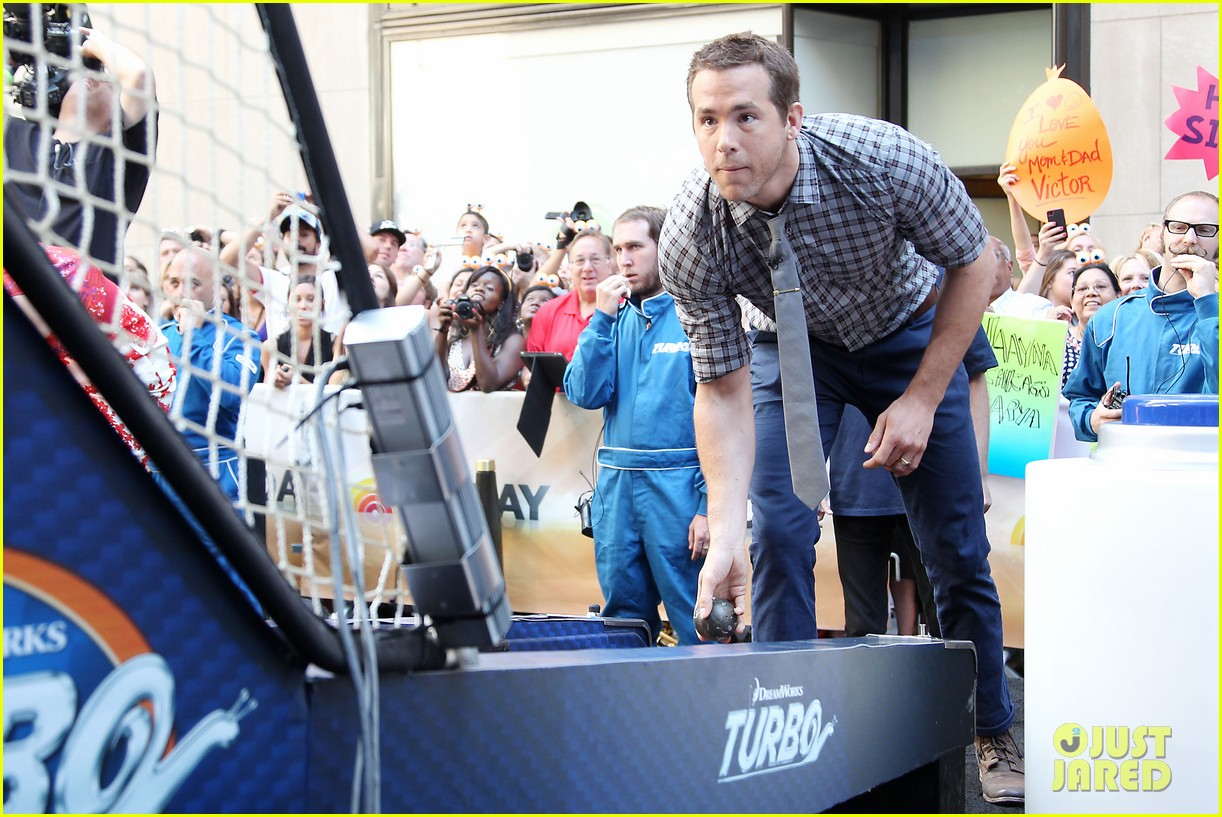 ryan reynolds turbo for today show 272906509