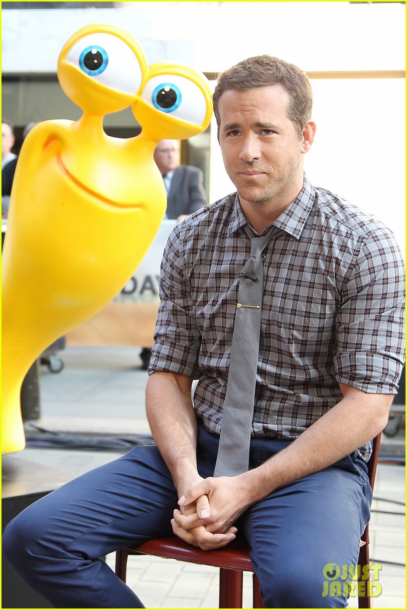 ryan reynolds turbo for today show 322906514
