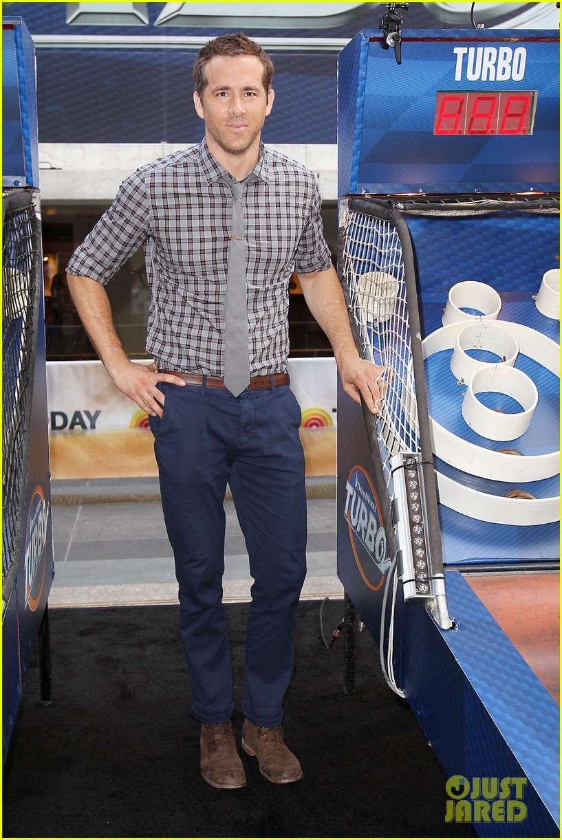 ryan reynolds turbo for today show 332906515