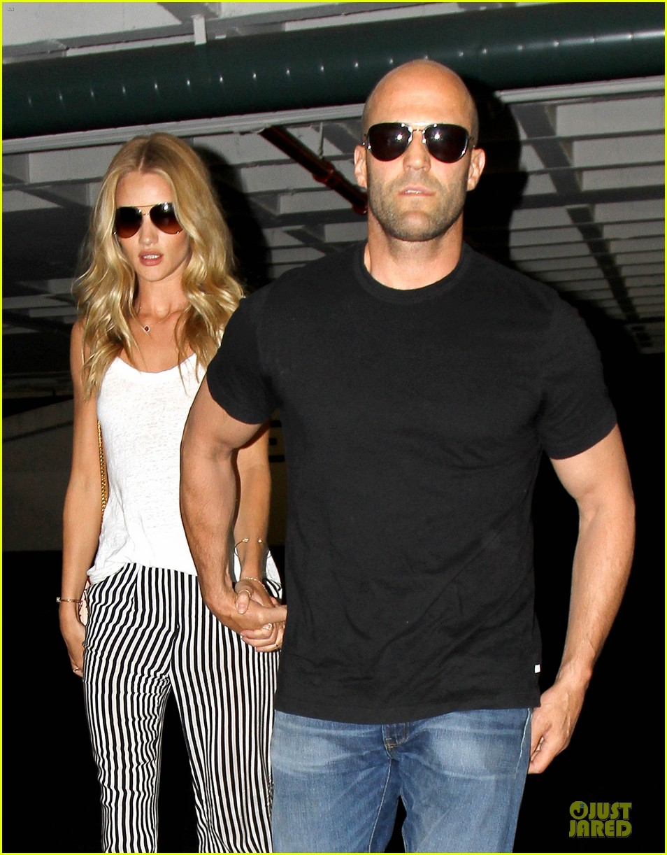 rosie huntington whiteley jason statham doctor appointment after lunch 022910600