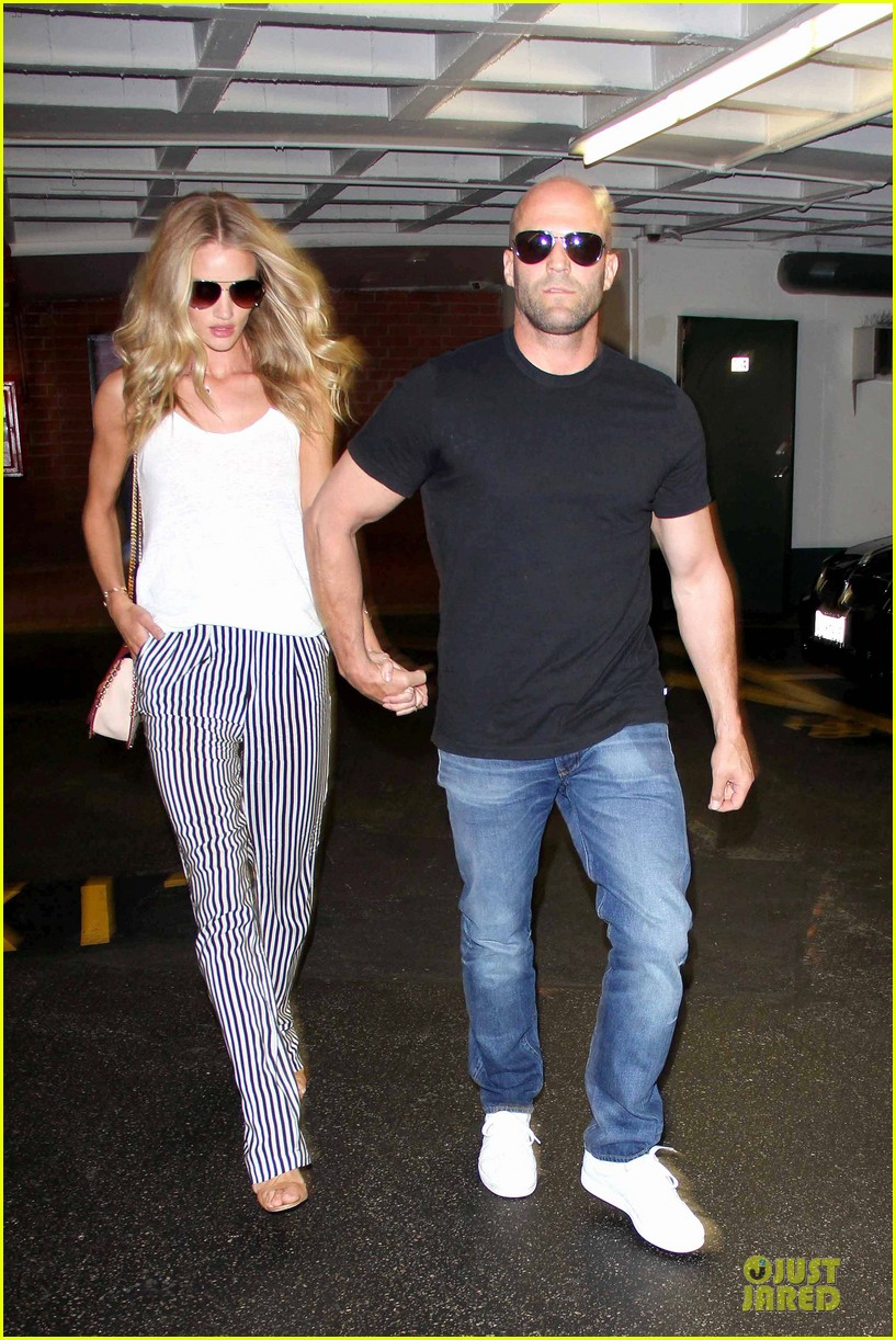 rosie huntington whiteley jason statham doctor appointment after lunch 132910611