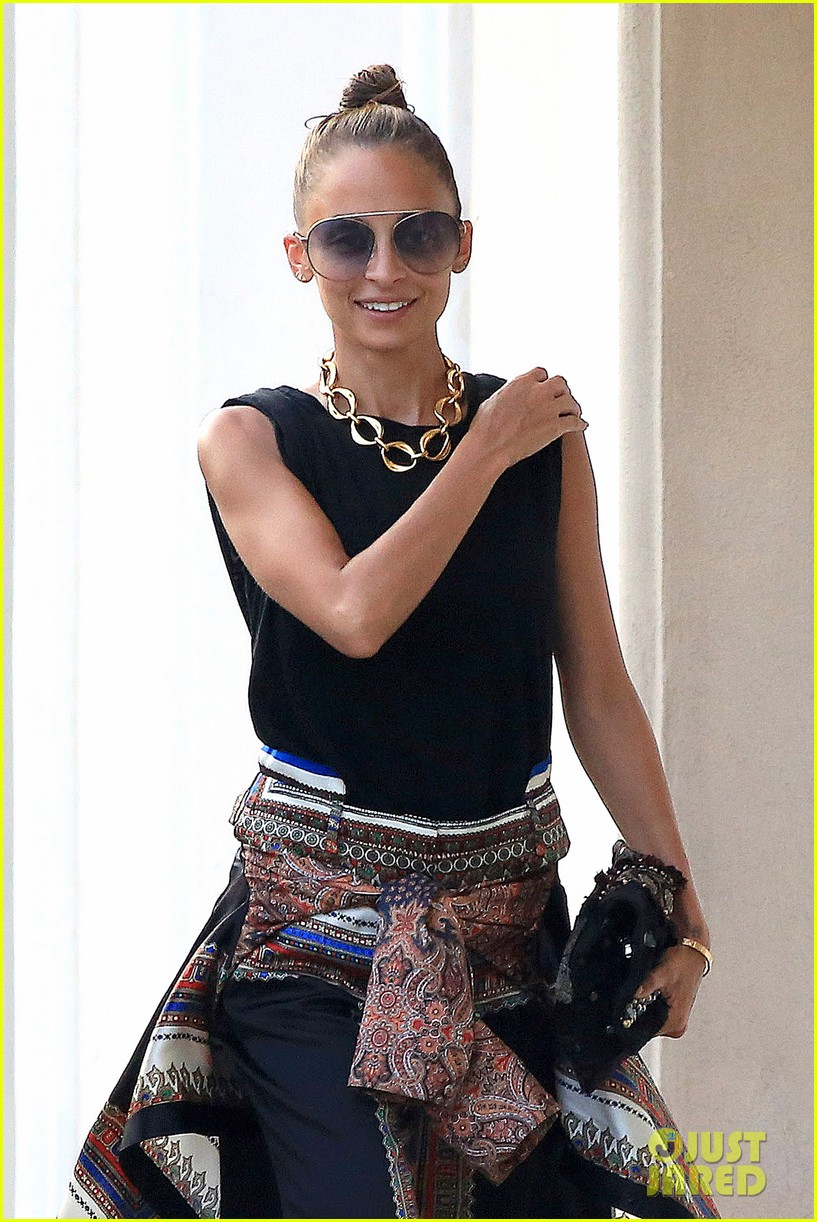 nicole richie wears bikini shops in saint tropez 042917536