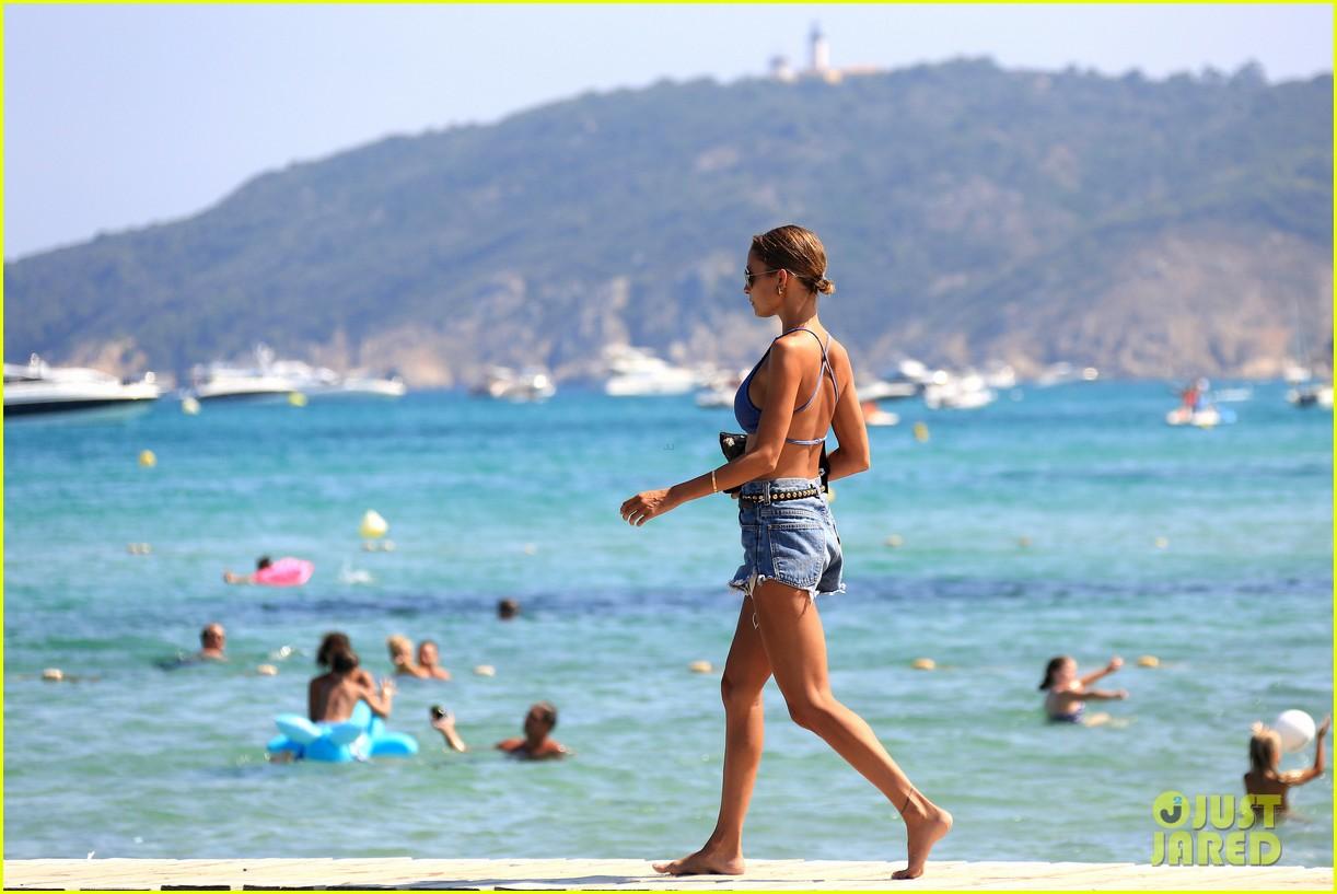 nicole richie wears bikini shops in saint tropez 122917544