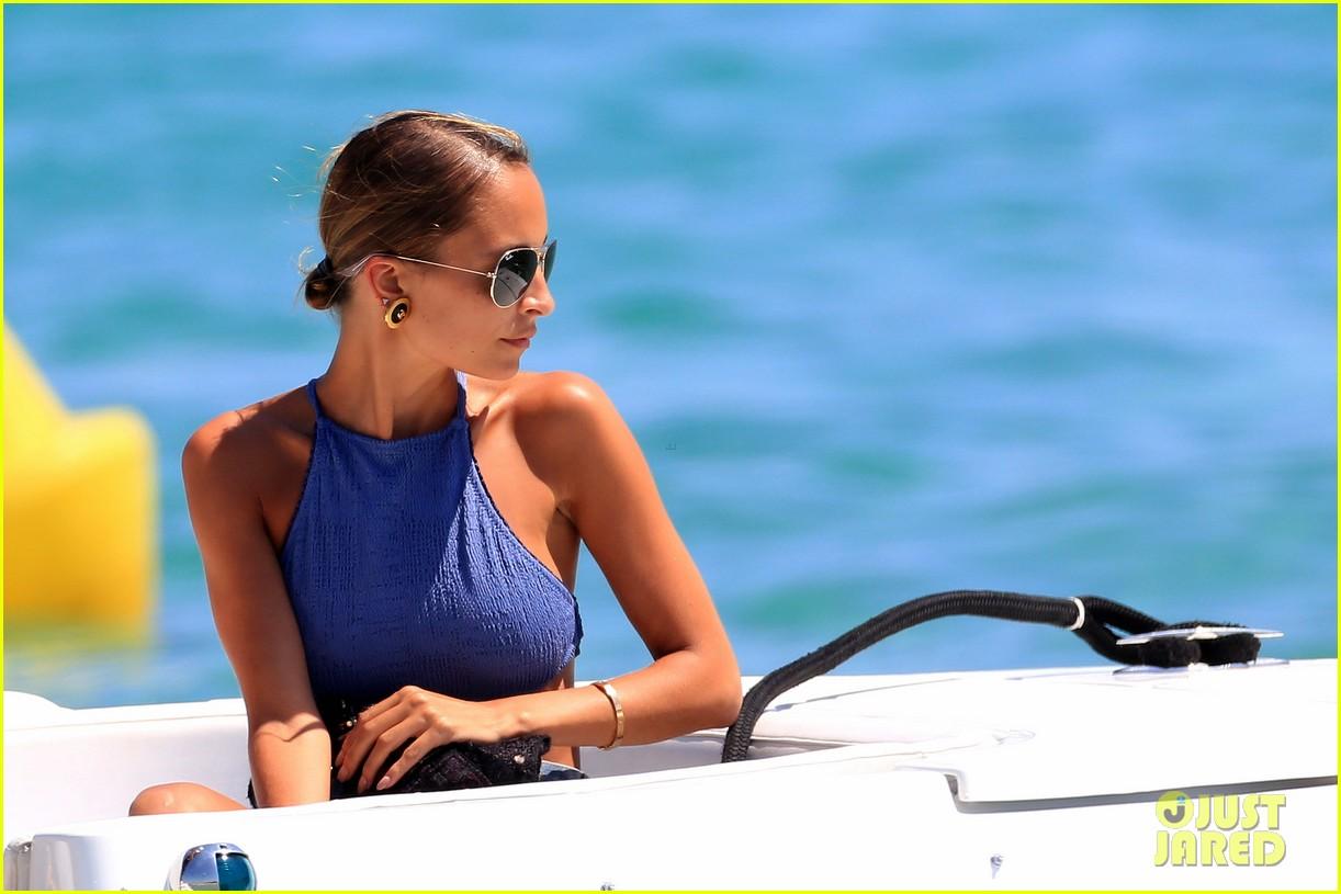 nicole richie wears bikini shops in saint tropez 142917546