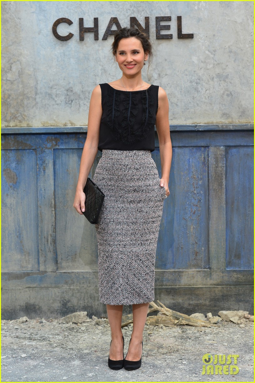 rihanna chanel haute couture fashion show 152902468
