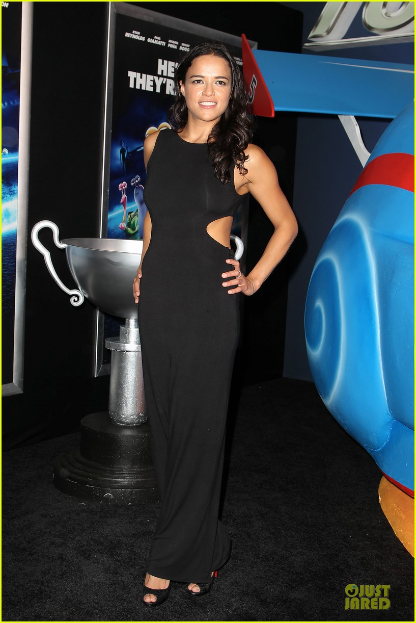 michelle rodriguez paul giamatti turbo nyc premiere 072906743