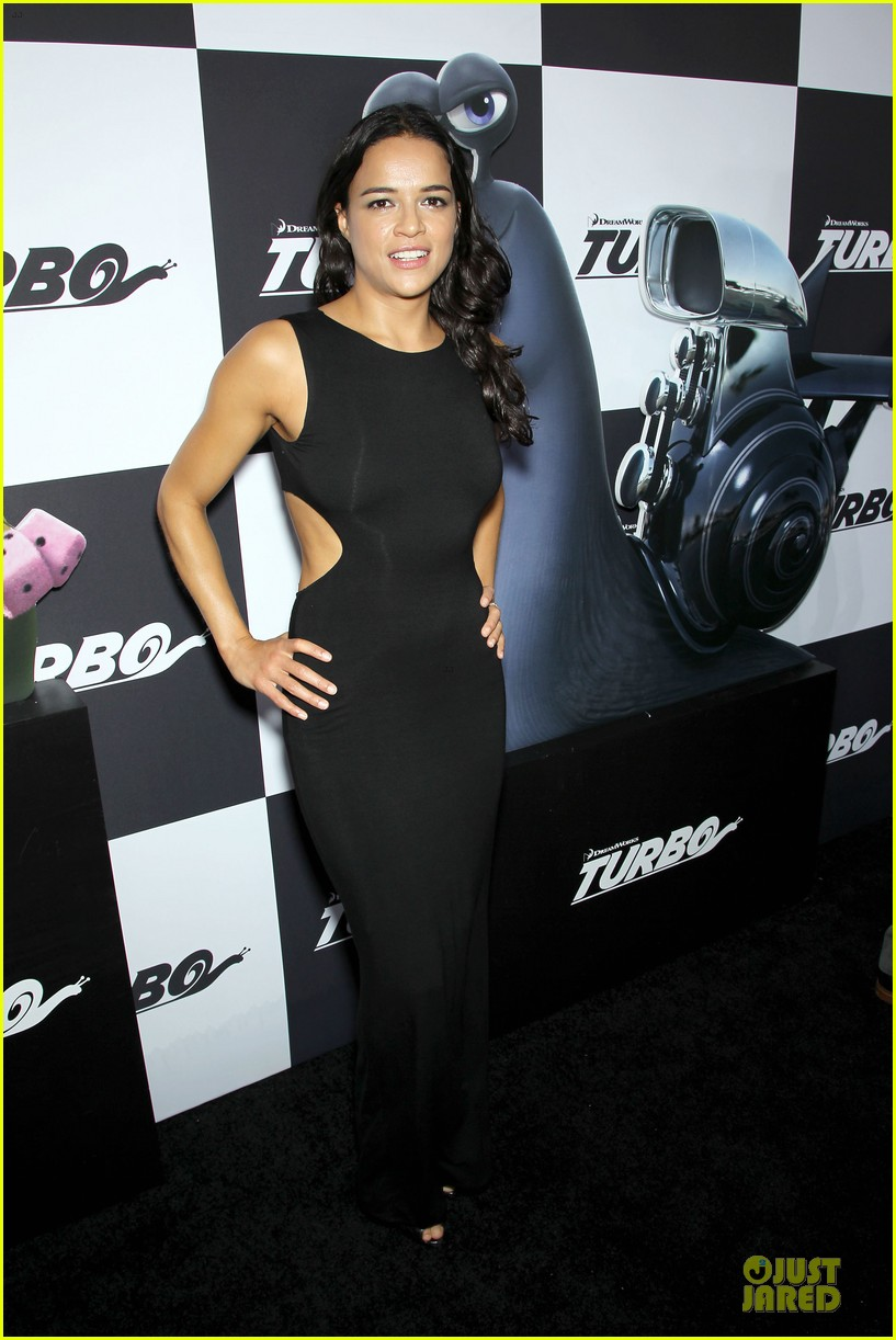 michelle rodriguez paul giamatti turbo nyc premiere 25
