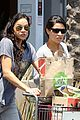 michelle rodriguez grocery shopping with gal pal kim 02