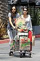 michelle rodriguez grocery shopping with gal pal kim 06