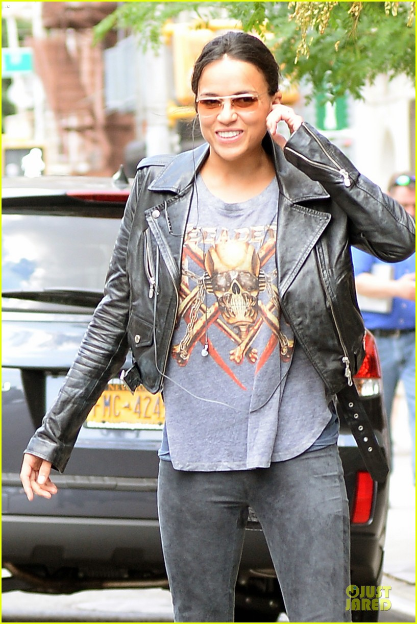 michelle rodriguez turbo promotion on today show 042906310