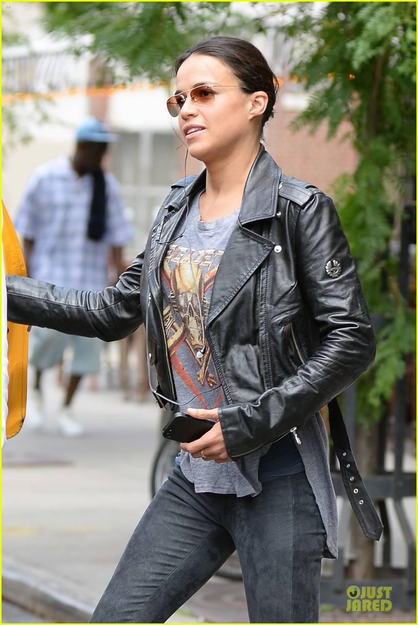 michelle rodriguez turbo promotion on today show 102906316