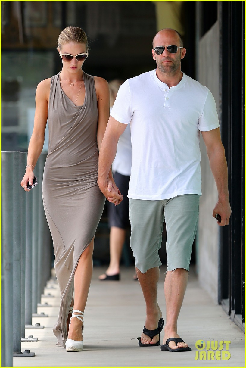 rosie huntington whiteley jason statham lunch lovers 042905018