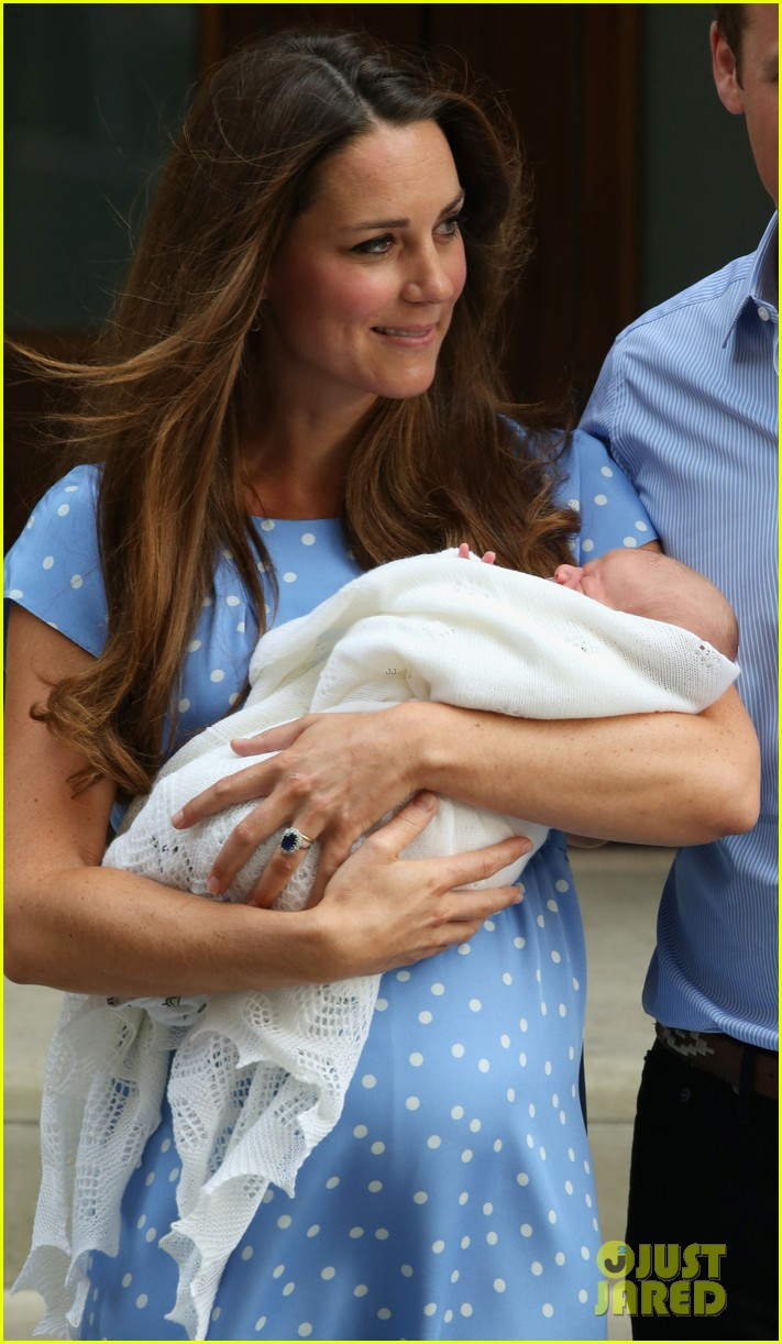 royal baby first photos 10