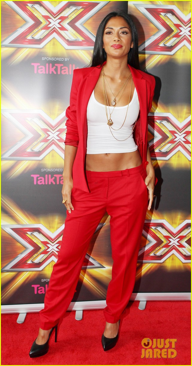 nicole scherzinger x factor uk cardiff auditions 082903820
