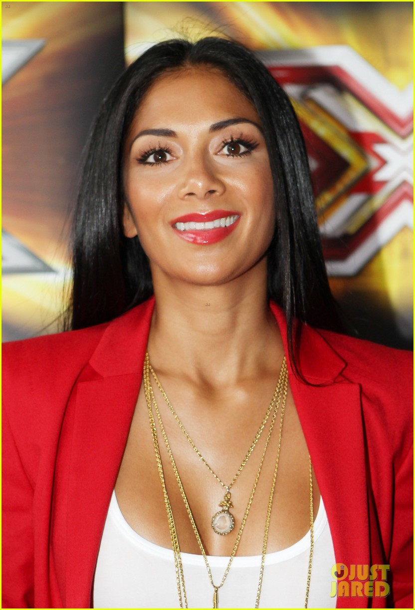 nicole scherzinger x factor uk cardiff auditions 12