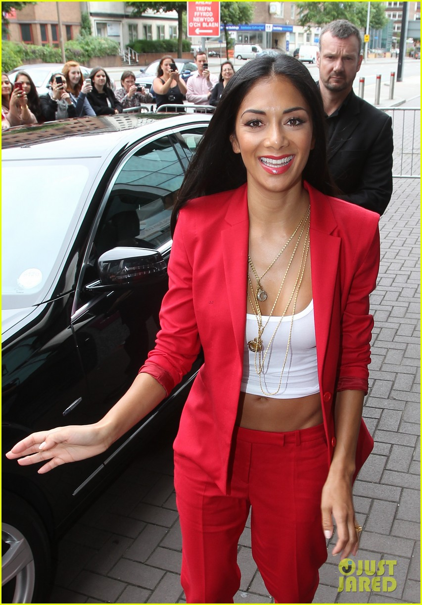 nicole scherzinger x factor uk cardiff auditions 142903826