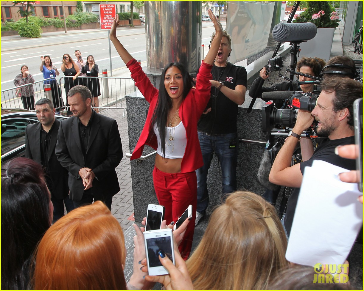 nicole scherzinger x factor uk cardiff auditions 172903829