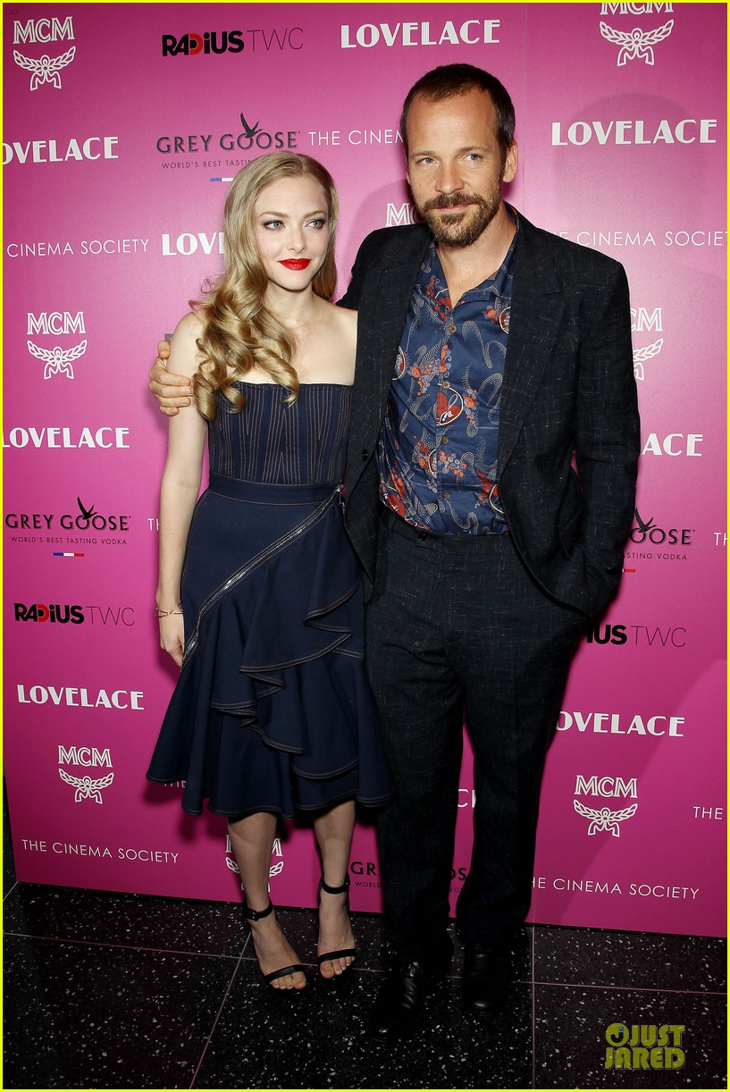 amanda seyfried peter sarsgaard lovelace nyc screening 032920444