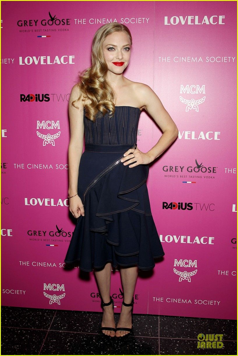 amanda seyfried peter sarsgaard lovelace nyc screening 122920453