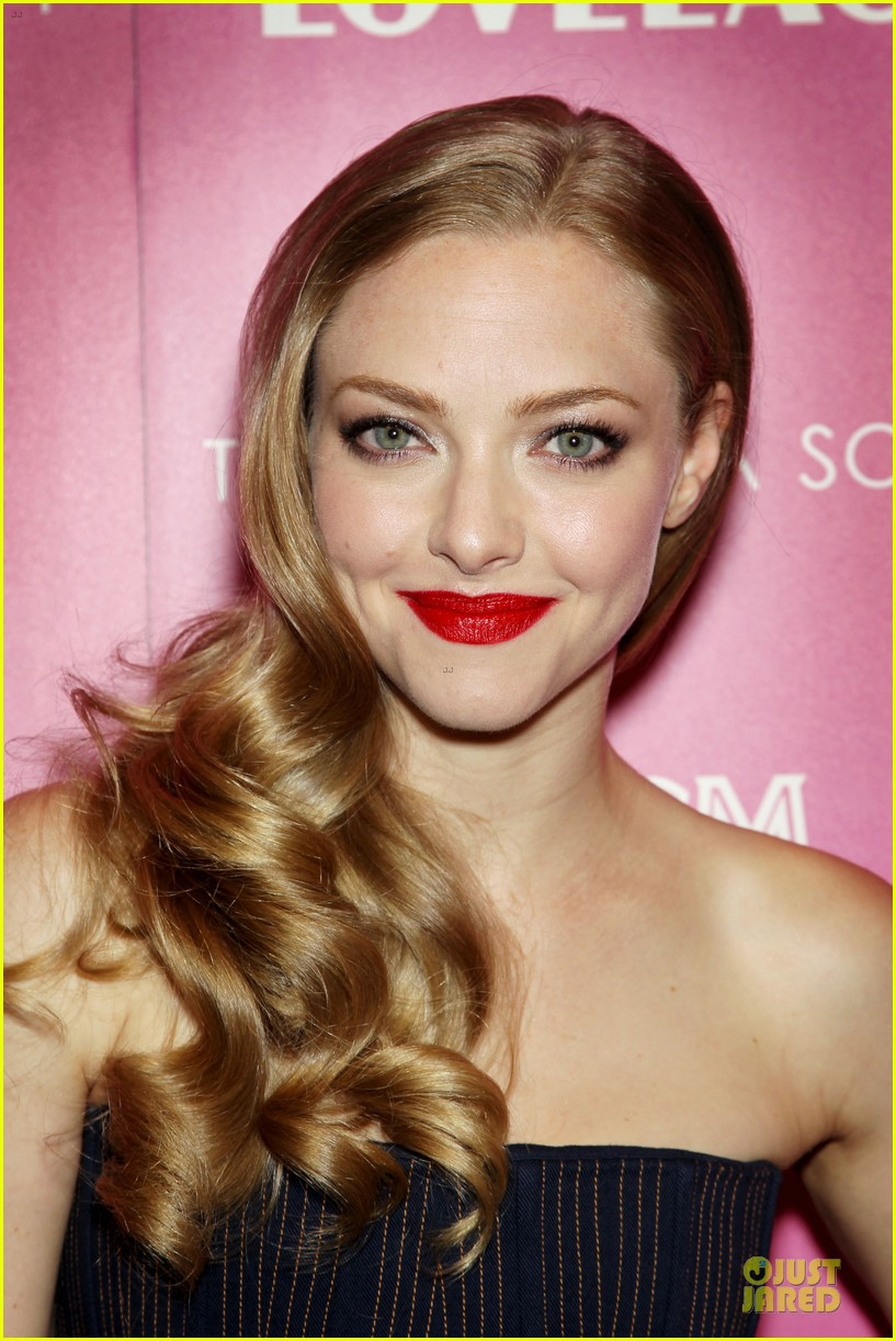 amanda seyfried peter sarsgaard lovelace nyc screening 142920455