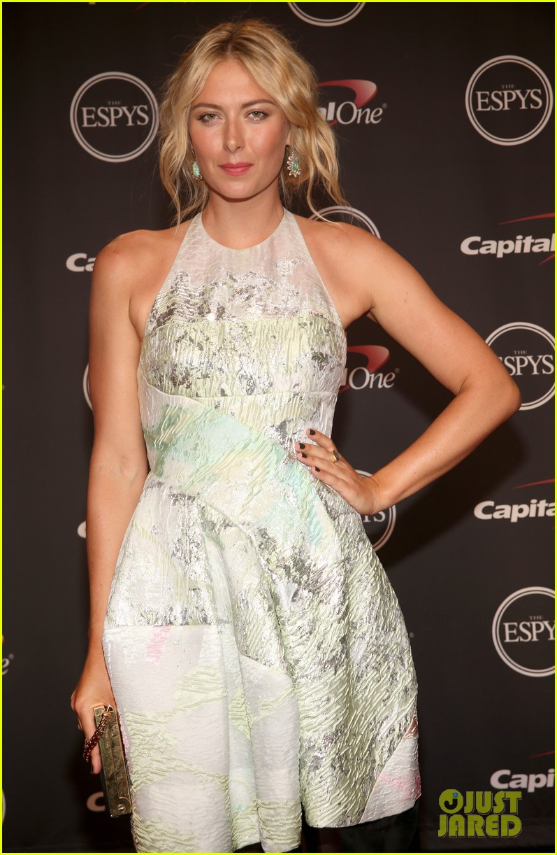 maria sharapova kevin bacon espys 2013 presenters 152911179