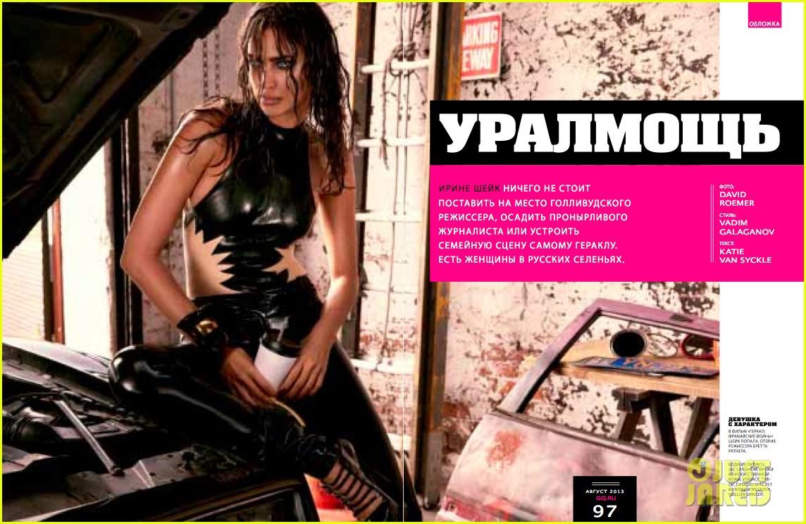 irina shayk covers gq russia exclusive 062911556