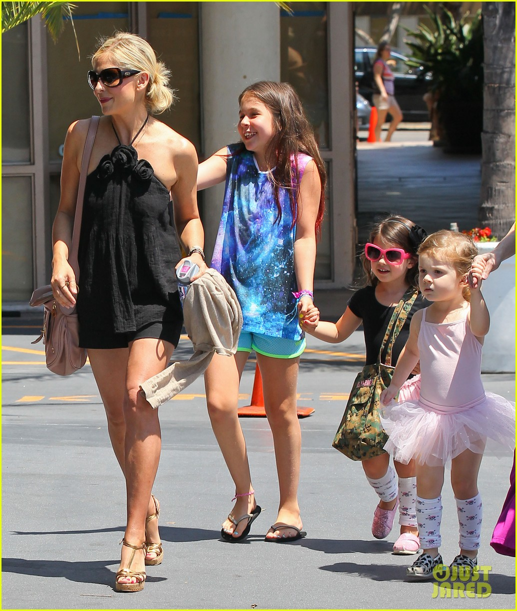sarah michelle gellar ballet class pick up with charlotte 07