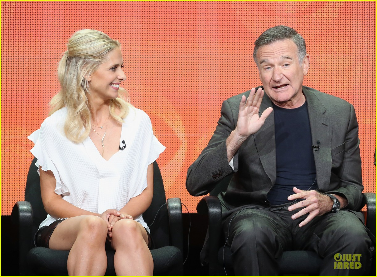 sarah michelle gellar the crazy ones at cbs summer tca tour 102919623
